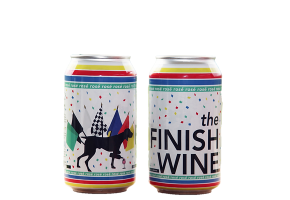 The Finish Wine Rosé (4-pack)