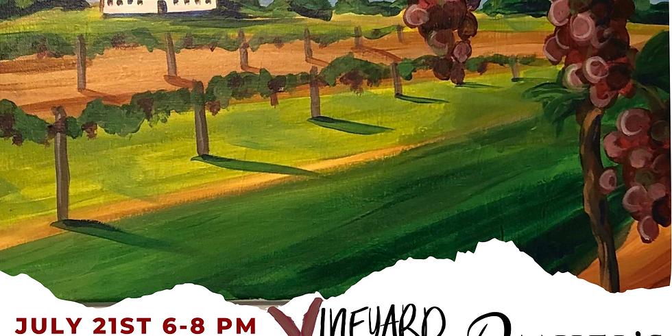 Vineyard Van Gogh