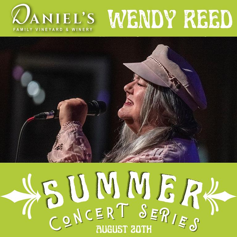 Wendy Reed: Summer Concert Series