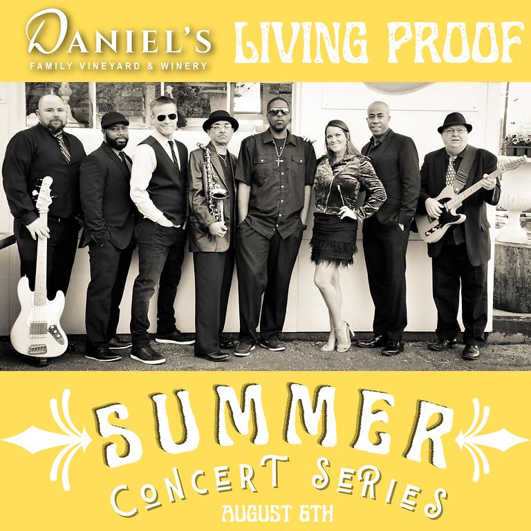 Living Proof: Summer Concert Series