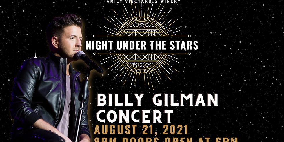 Billy Gilman Concert