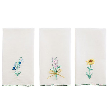 French Knot Towel