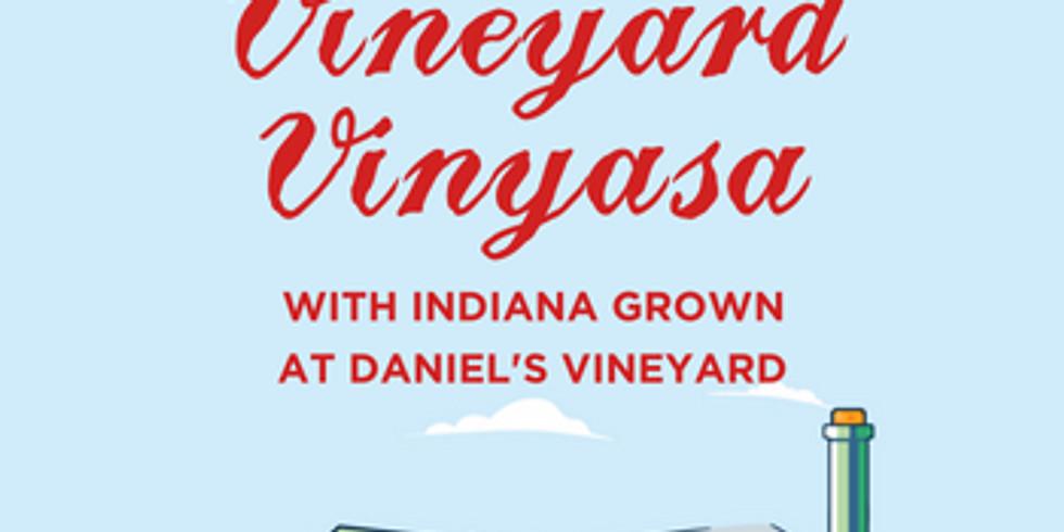 Vineyard Vinyasa with Yelp!