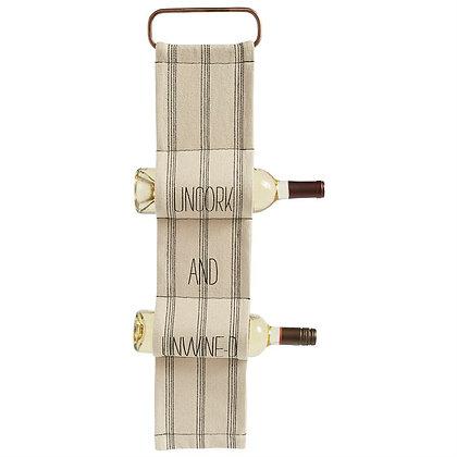Woven Wine Rack