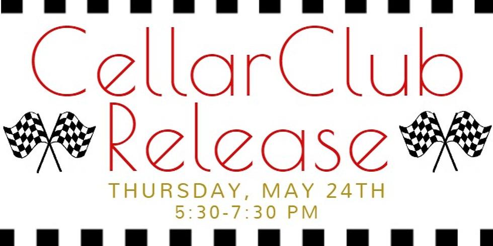 Cellar Club Release Pickup