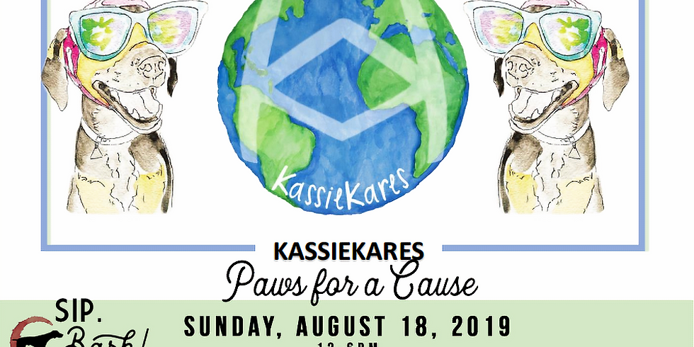 KassieKares SIP. BARK! REPEAT.