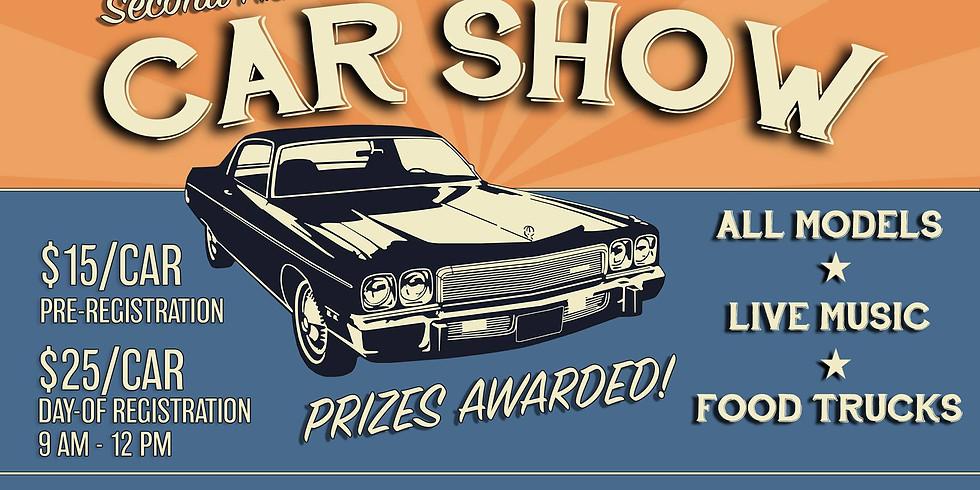 2nd Annual Car Show!
