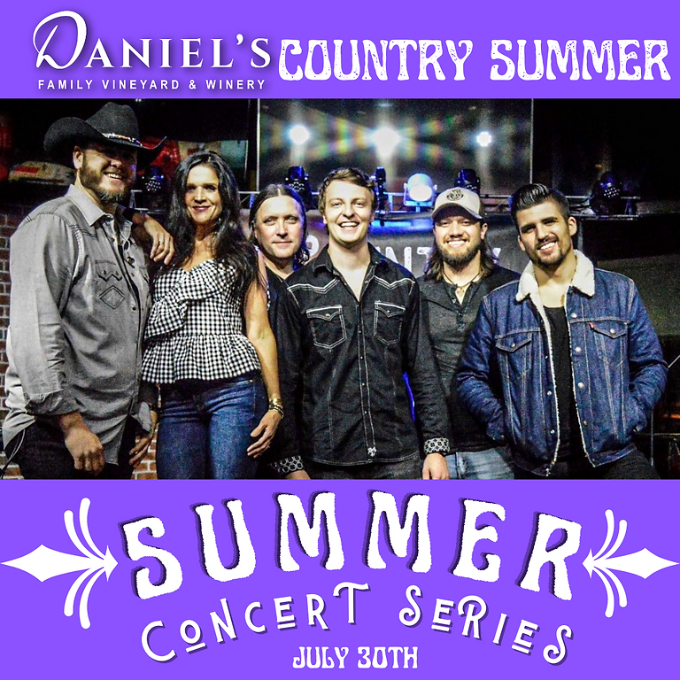 Country Summer: Summer Concert Series