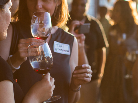 Corporate Events at Daniel's Vineyard