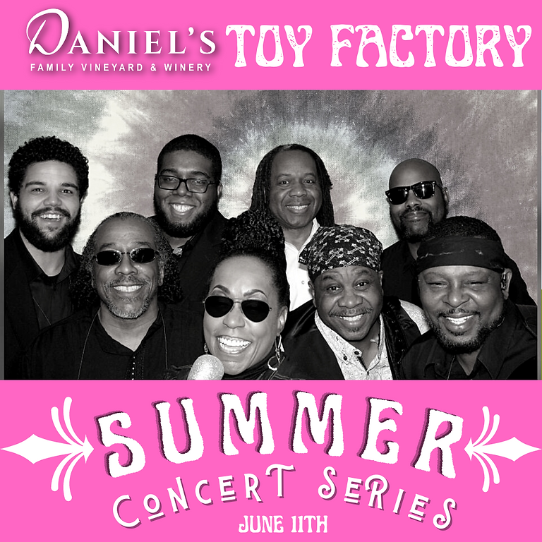 Toy Factory: Summer Concert Series