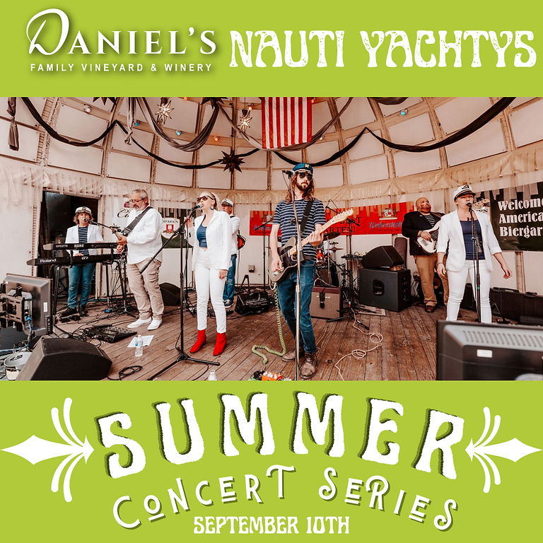 Nauti Yachtys: Summer Concert Series