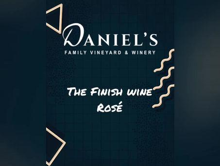 The Finish Wine Rose