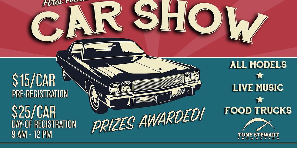 Daniel's 1st Annual Car Show!