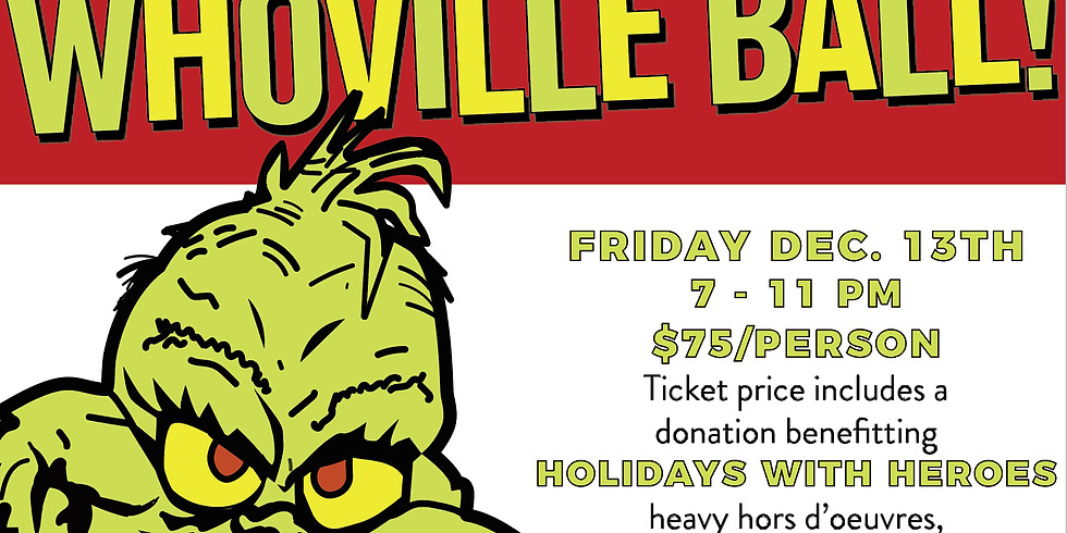 Whoville Ball!