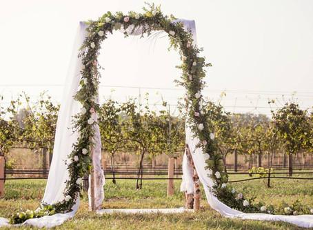 Weddings at the Vineyard