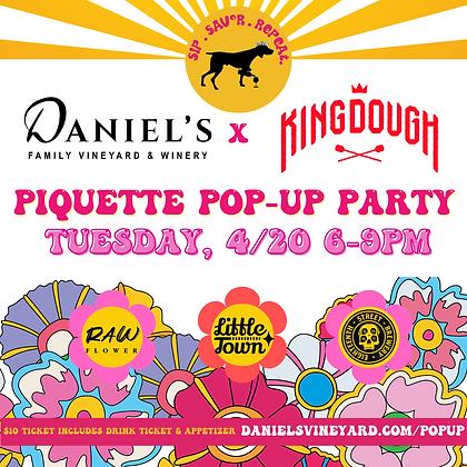 Piquette Pop-Up Party