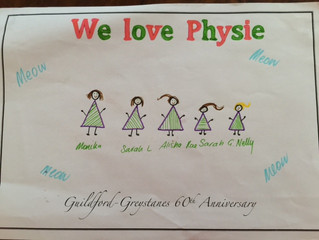 We Love Guildford-Greystanes Physie Because.....