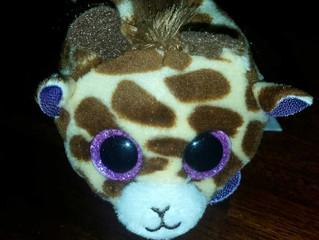 Introducing GG Giraffe - Our Club Mascot