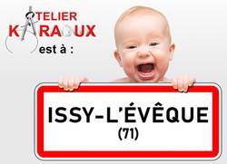 ISSY L'EVÊQUE