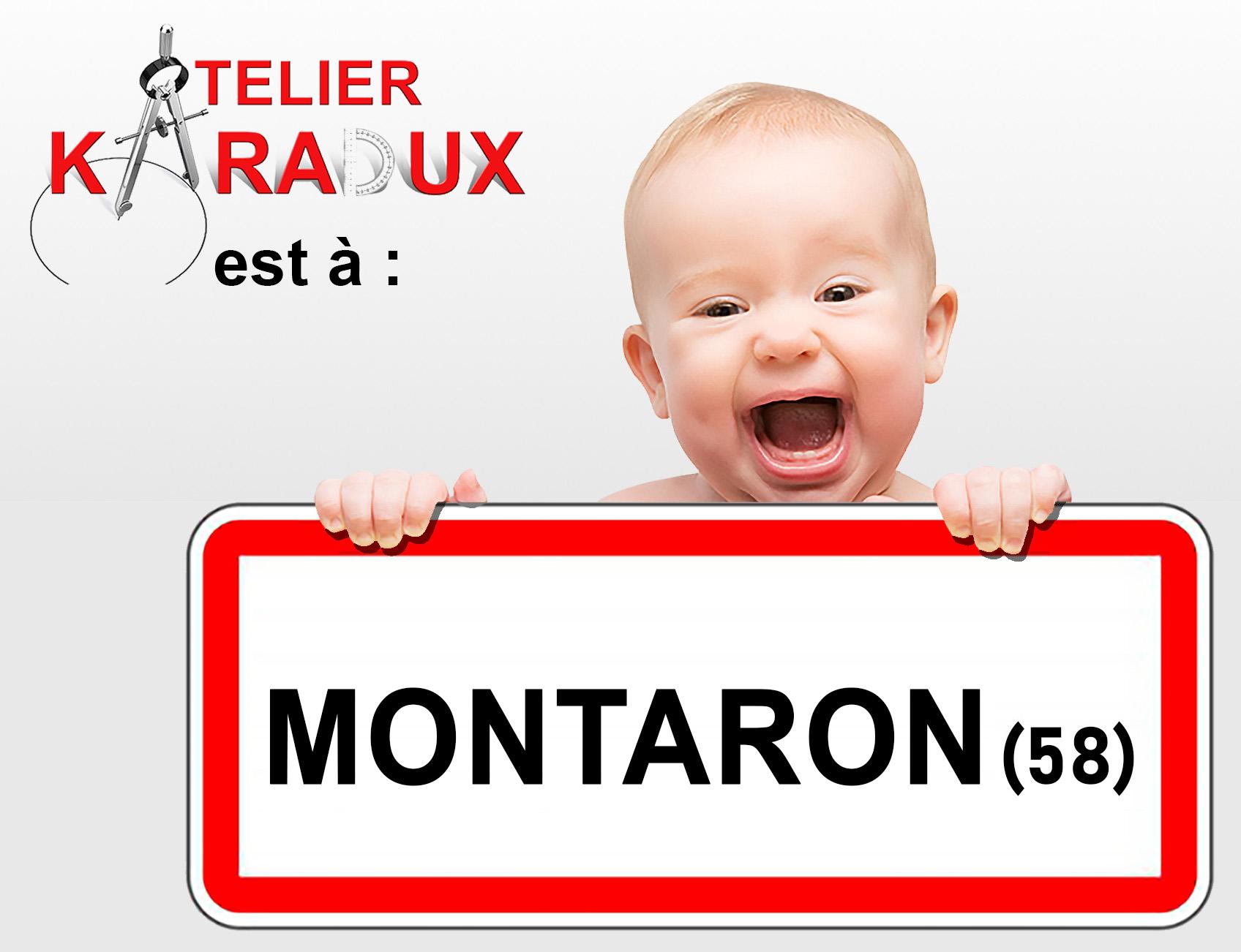 Panneau Bébé MONTARON