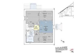 Plan EDL 1er Etage