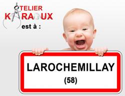 LAROCHEMILLAY