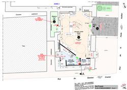 Plan d'Aménagement - Zone 1