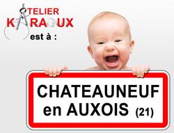 CHATEAUNEUF-en-AUXOIS