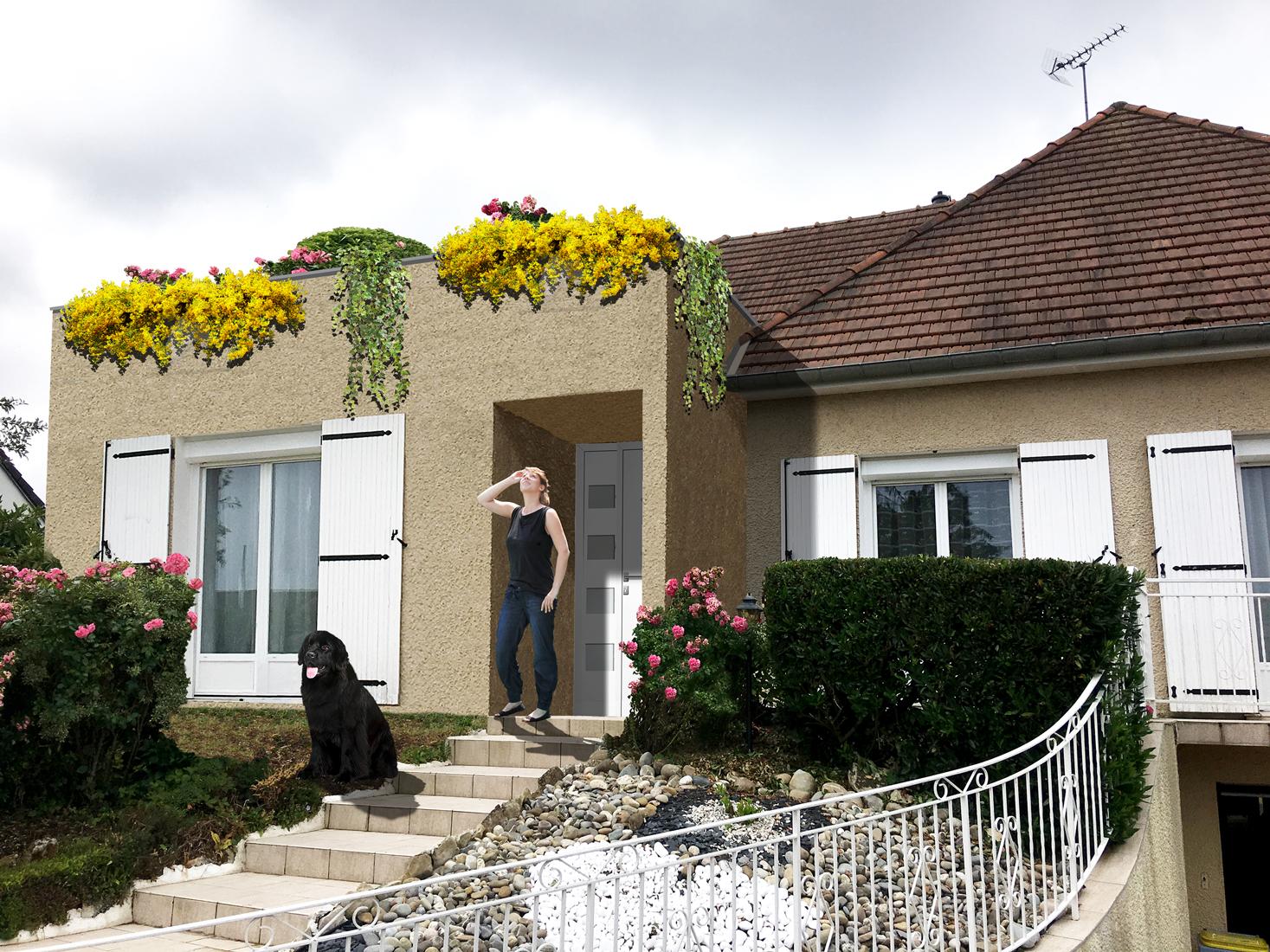 Extension d'une villa PRO