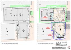 Plans EDL / PRO Rez-de-Chaussée - Général