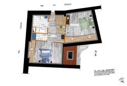 Plan d'Aménagement du 2ème Etage