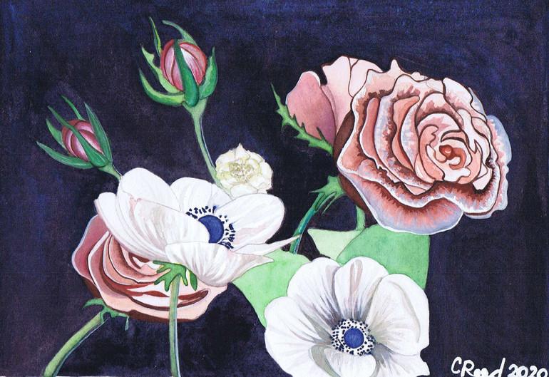 Midnight Blooms