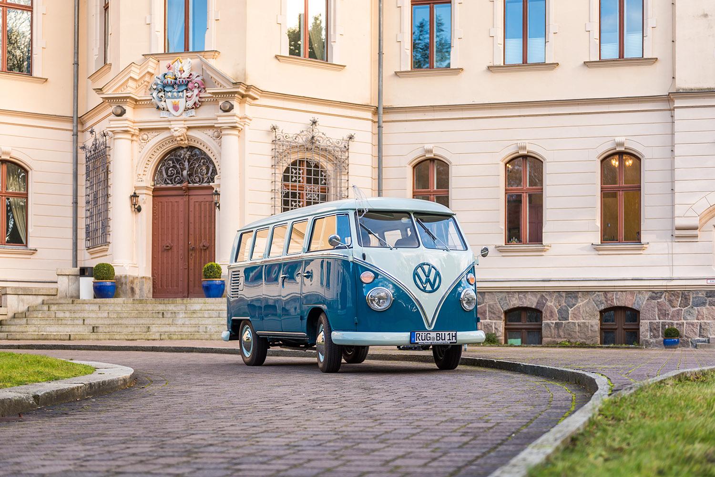 VW T1 Hochzeit