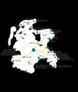 Eventbulli Rügen Karte