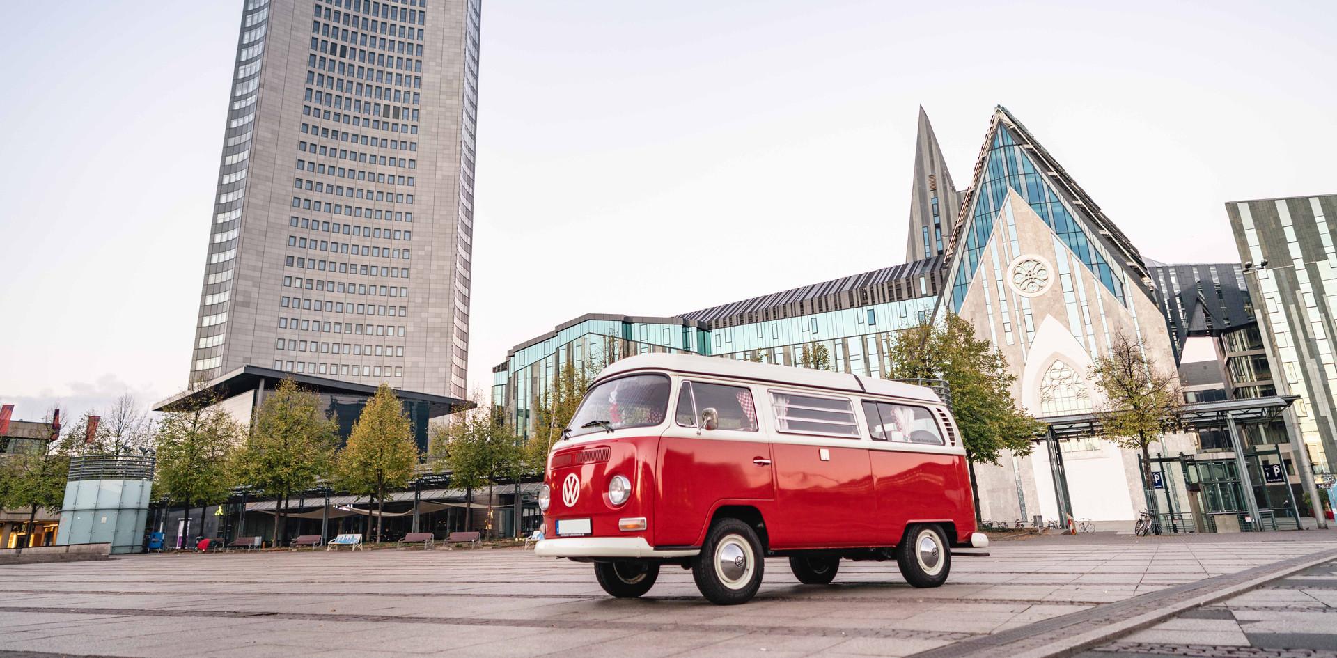 Leipzig VW T2