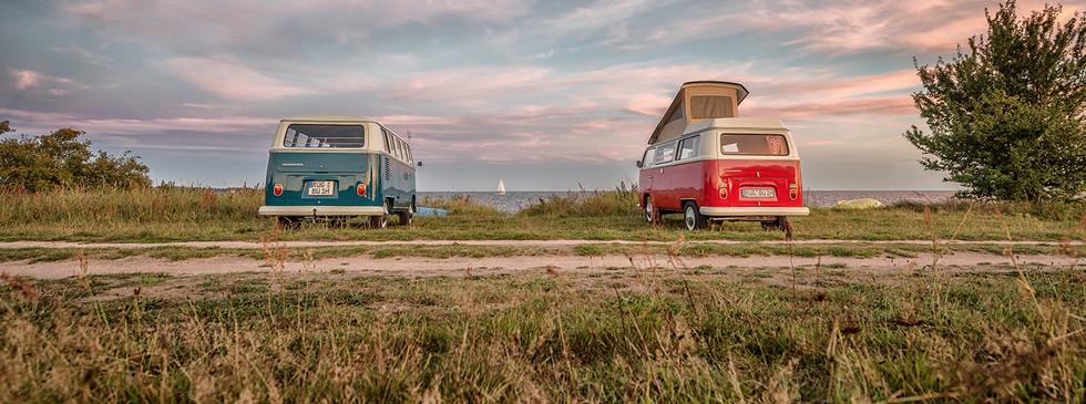 Vw T1 und VW T2