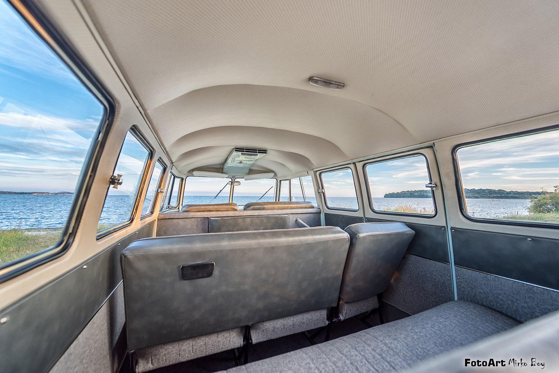 Sitzbänke VW T1
