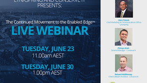 Exclusive Live Webinar: The Continued Movement to the Enabled Edge