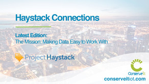 Haystack Connections Magazine - The Mission: Making Data Easy to Work With