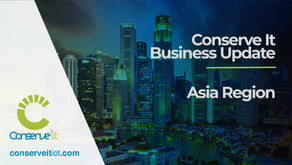 Update on Conserve It business in Asia