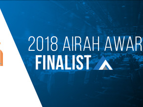 Airmaster named multiple finalists for 2018 AIRAH Awards