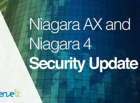 Security Update Releases for Niagara AX and Niagara 4