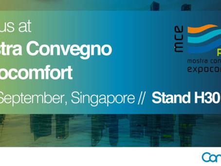 Visit Conserve It at MCE Asia 2018