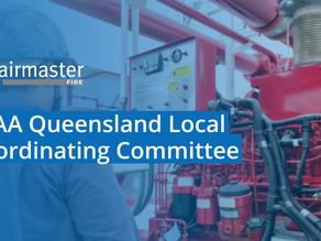 Aaron Salt - Chair of FPAA Queensland Local Coordinating Committee