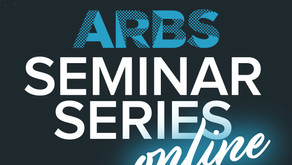 Conserve It to present at ARBS Seminar Series Online