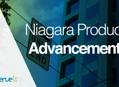 Tridium Announces Niagara Analytics 2.1 and other significant product advancements