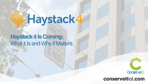 Haystack 4 Is Coming – What it Is and Why it Matters