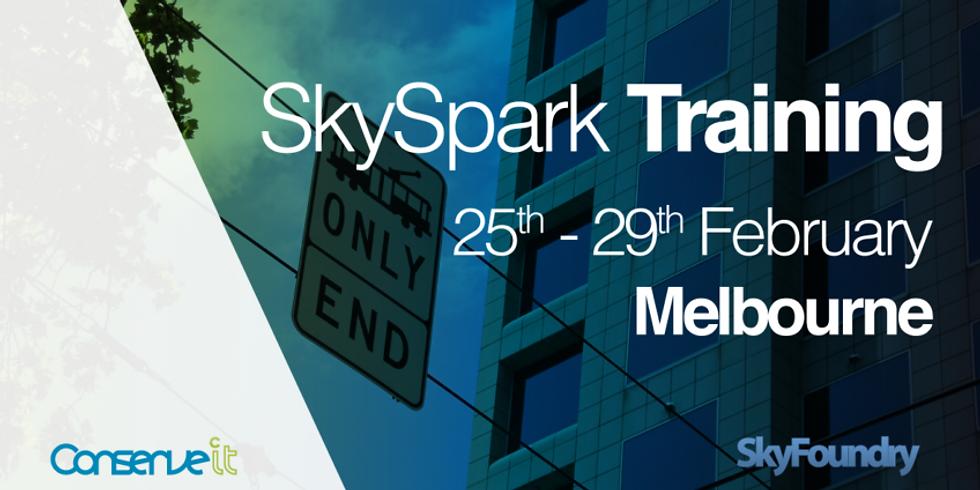 SkySpark Training