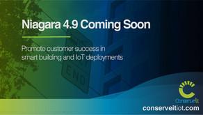 Niagara 4.9 is coming soon