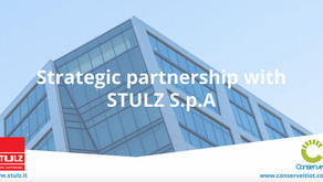 Conserve It and STULZ S.p.A announce Strategic Partnership